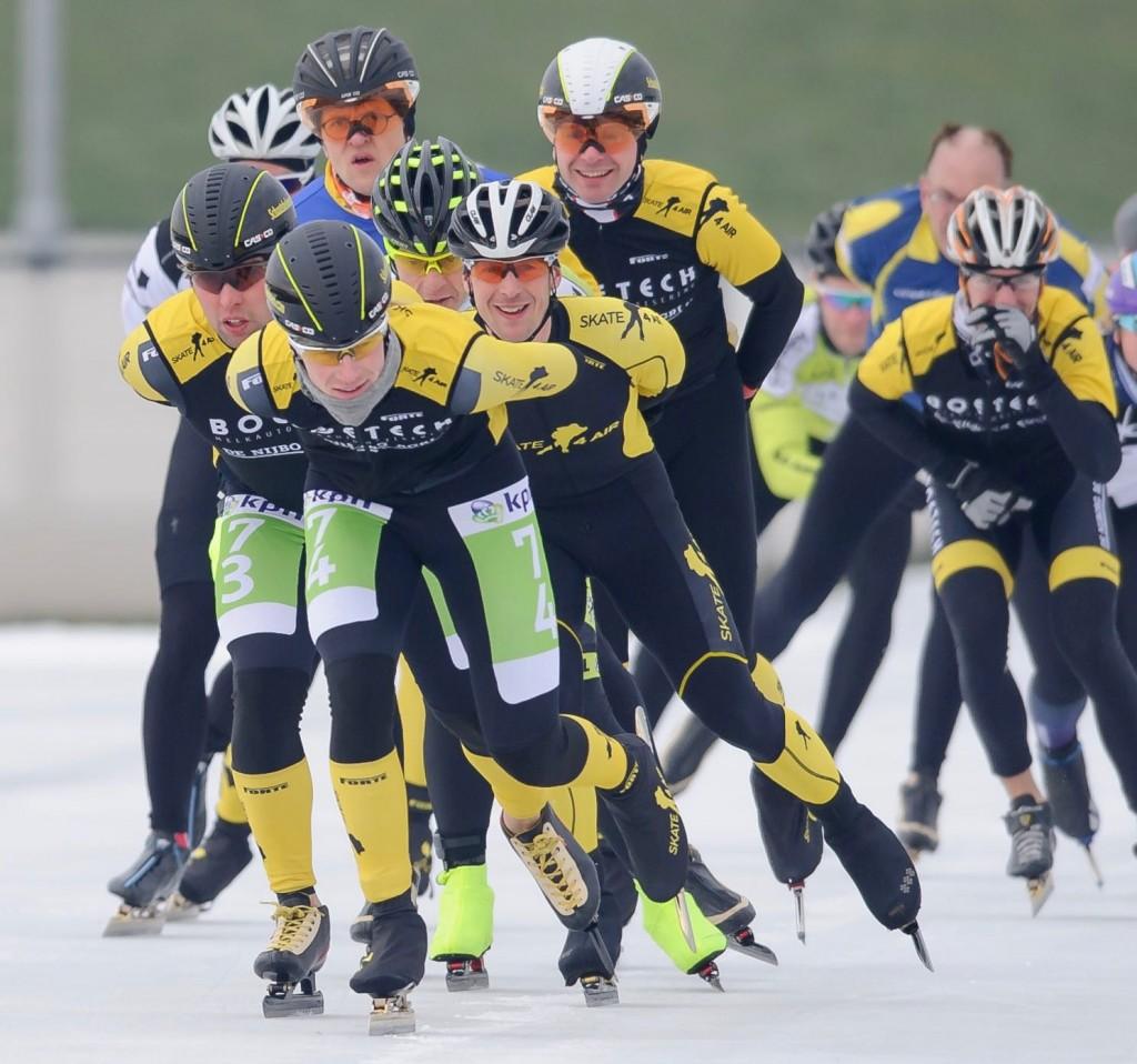 Team Skate4AIR Vicent Riemersma